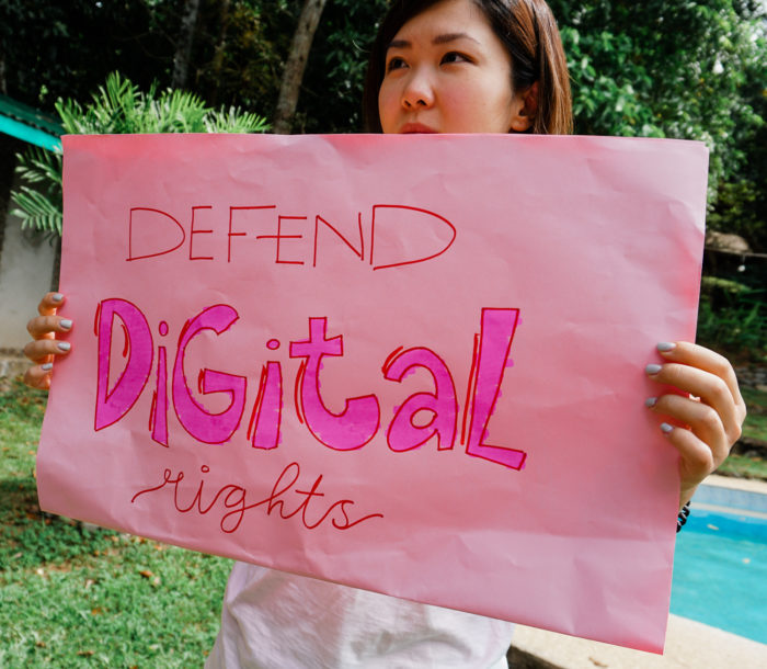 Defend Digital Rights