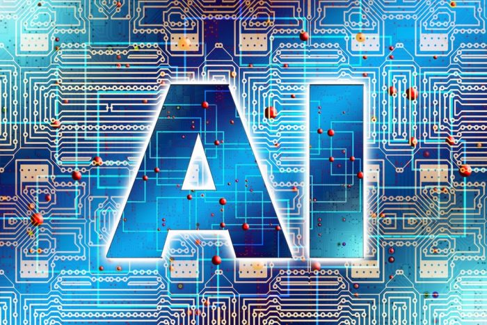 Artificial Intelligence. Image by Gerd Altmann from Pixabay